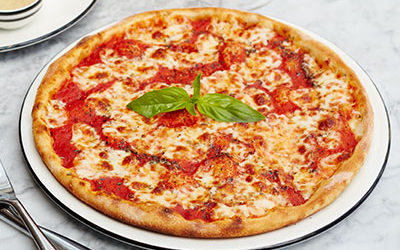 Margherita Pizza from Pizza Express