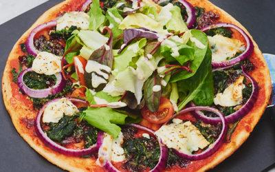 Leggera Padana Pizza from Pizza Express