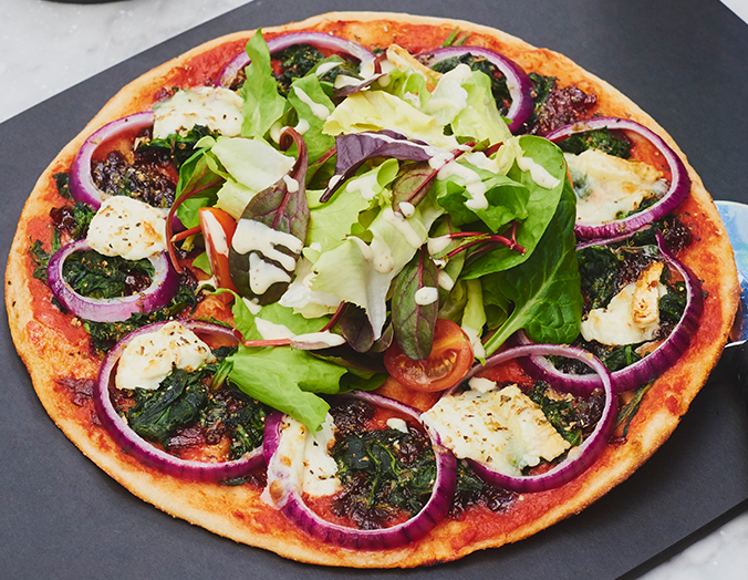Leggera Padana Pizza Review | Leggera Padana Pizza from Pizza Express