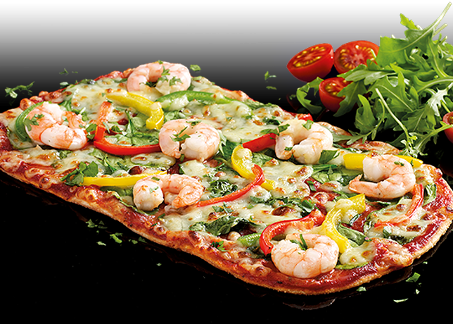 Shrimply Delicious Pizza Review from Pizza Hut Shrimply Delicious