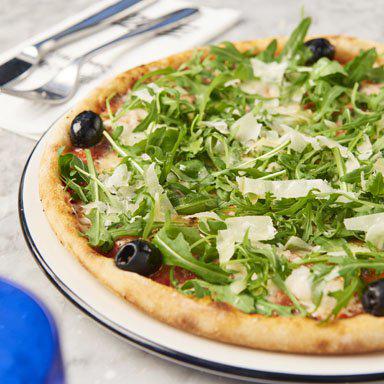Soho 65 from Pizza Express Soho 65 Pizza Review