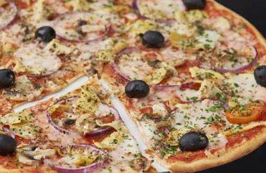 Vegan Giardiniera from Pizza Express