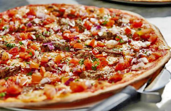 Barbacoa Pizza from Pizza Express Review Barbacoa Pizza