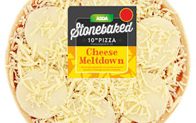 Cheese Meltdown Pizza from Asda
