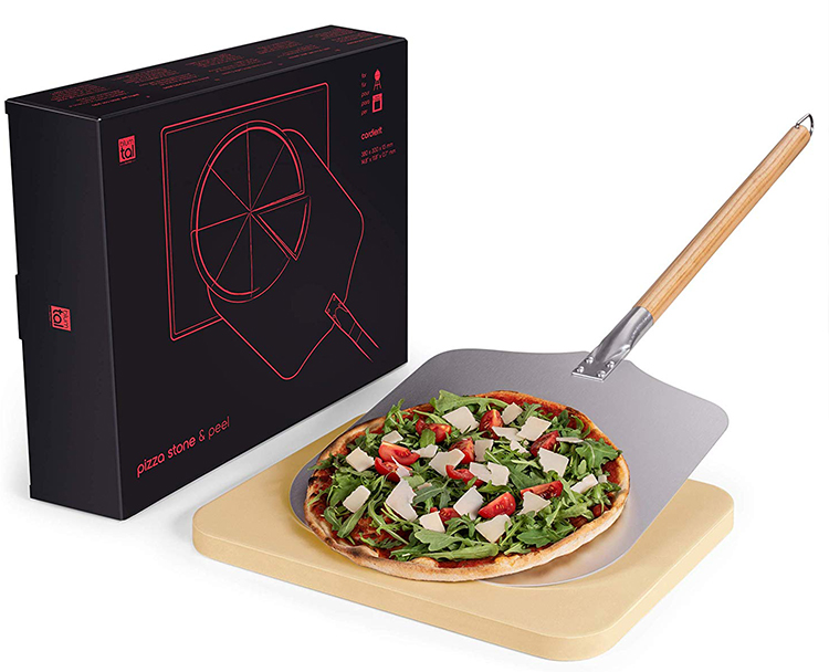 Blumtal Pizza Stone Review, Blumtal Pizza Stone with Peel