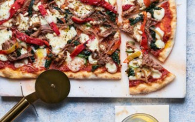 Slow Cooked Lamb Pizza from Ask Italian