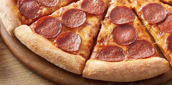Pepperoni Passion Pizza Review, Pepperoni Passion Pizza Domino's