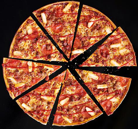 Texas Meat Meltdown Pizza Review, Texas Meat Meltdown, Pizza Hut