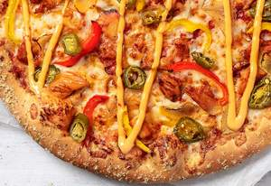 Buffalo Chicken Pizza from Pizza Hut