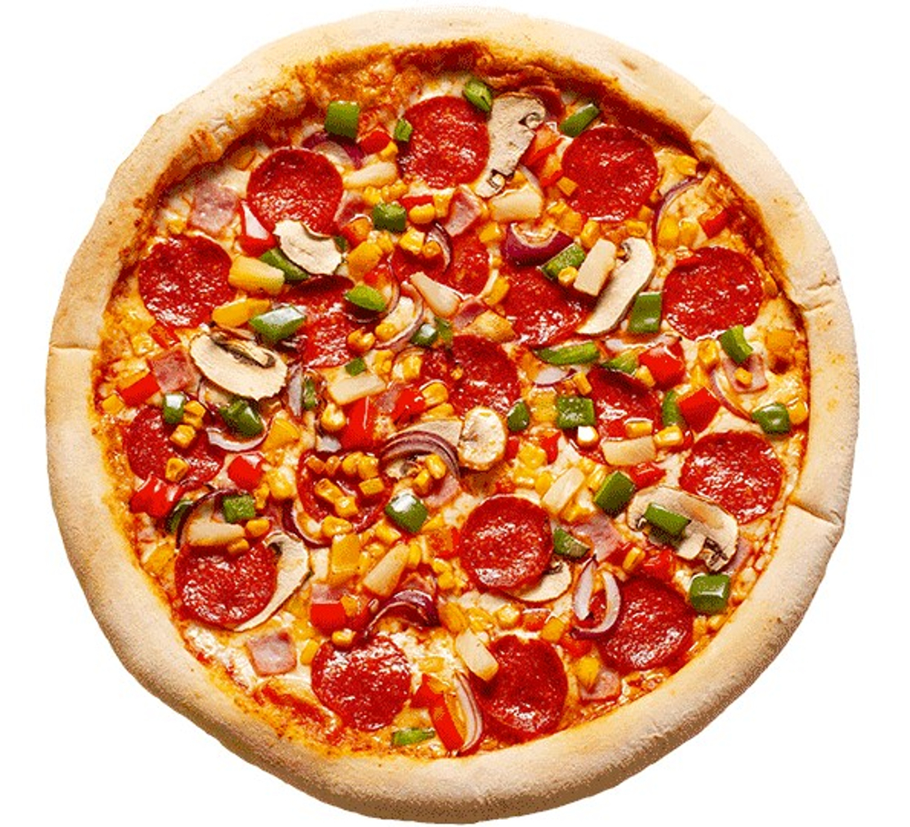 Apache Special Pizza Review from Apache Pizza's, Apache Pizza's