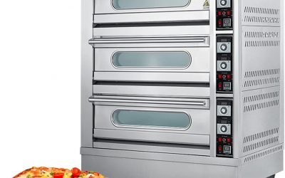 HXXXIN Commercial Pizza Oven