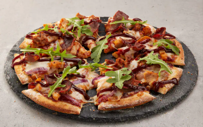BBQ Meats Deluxe from Domino's