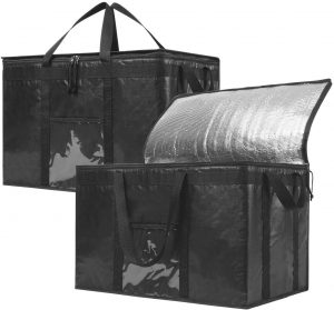 Commercial Pizza Delivery Bag, Ideal Pizza Delivery, Pizza Delivery Bag