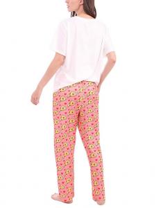 Diarylook Pizza Pyjamas Set, 2 Piece Pizza Pyjama Sets, Pizza Nightwear