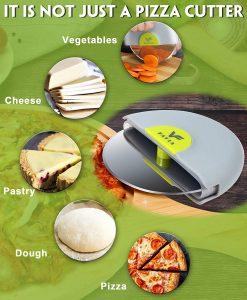 FAVIA Pizza Cutter Wheel Slicer Review, Pizza Wheel Slicer