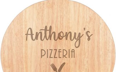 Gift Base Personalised Custom Pizza Board