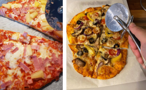 Hellocam Pizza Cutter Wheel Review, Pizza Cutter for Homemade Pizza.