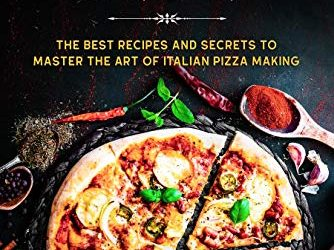 Homemade Pizza Cookbook by Owen Conti