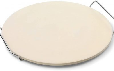 Jamie Oliver Pizza Stone and Serving Rack.
