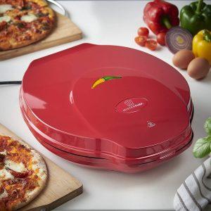 MisterChef Pizza Maker, 30cm Pizza Maker, Bakes Homemade Pizzas