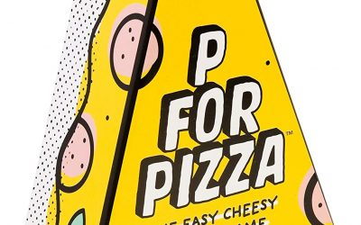P for Pizza, Pizza Game