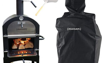 Radar Pizza Wood Fired Pizza Oven