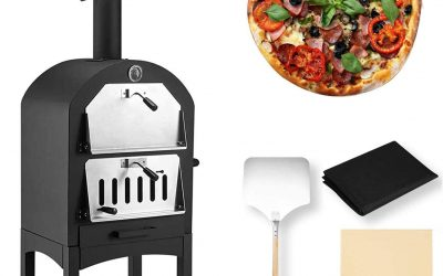 UNIONLINE Wood Fire Pizza Oven