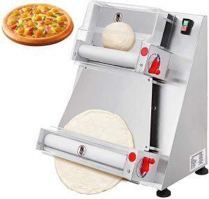 VidaSensilla Pizza Dough Roller, Pizza Dough Roller Sheeter Machine