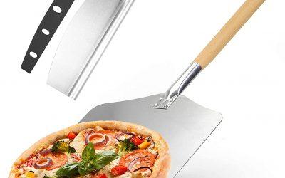 WHONOS Pizza Peel Tools Set