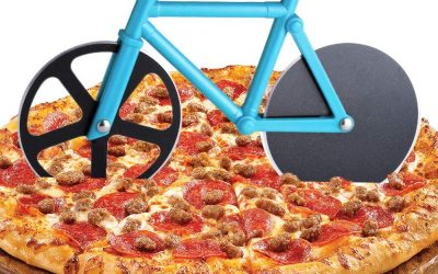 ZAWTR Bicycle Pizza Cutter
