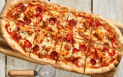 Rustica Sofia Pizza from Zizzi